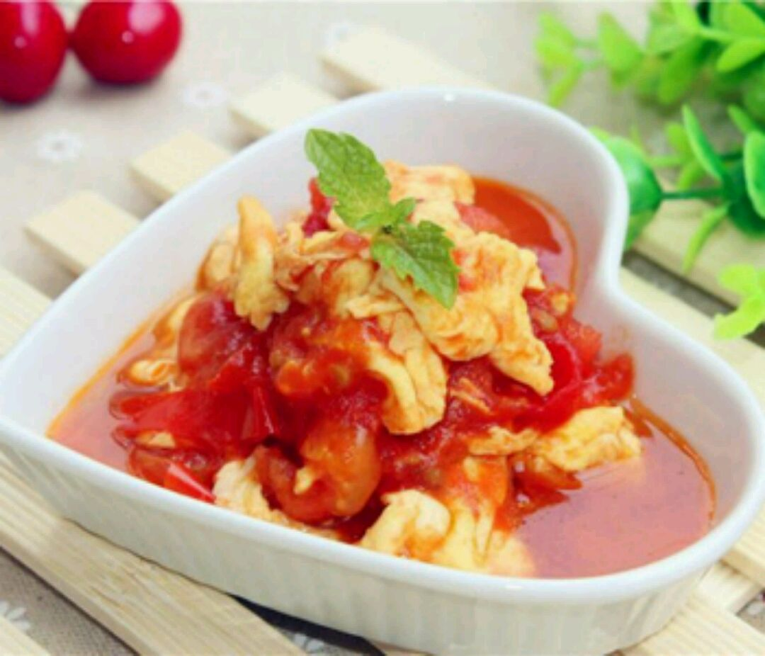Little Li's recipe: Stir-fried tomato eggs