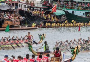 Dragon Boat (Duanwu) Festival 端午节